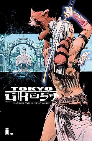 Tokyo Ghost #10
