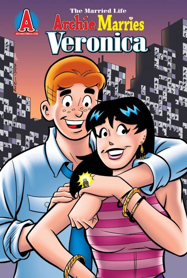 Archie Marries Veronica #28