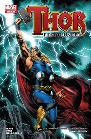 Thor: First Thunder No.1 (sur 5)