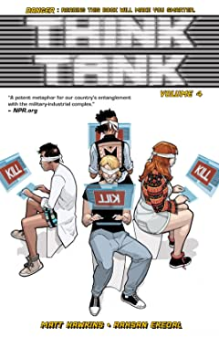 Think Tank Tome 4: Creative Destruction
