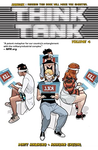 Think Tank Vol. 4: Creative Destruction