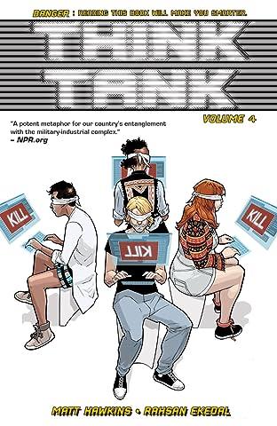 Think Tank Vol. 4: Creative Destruction