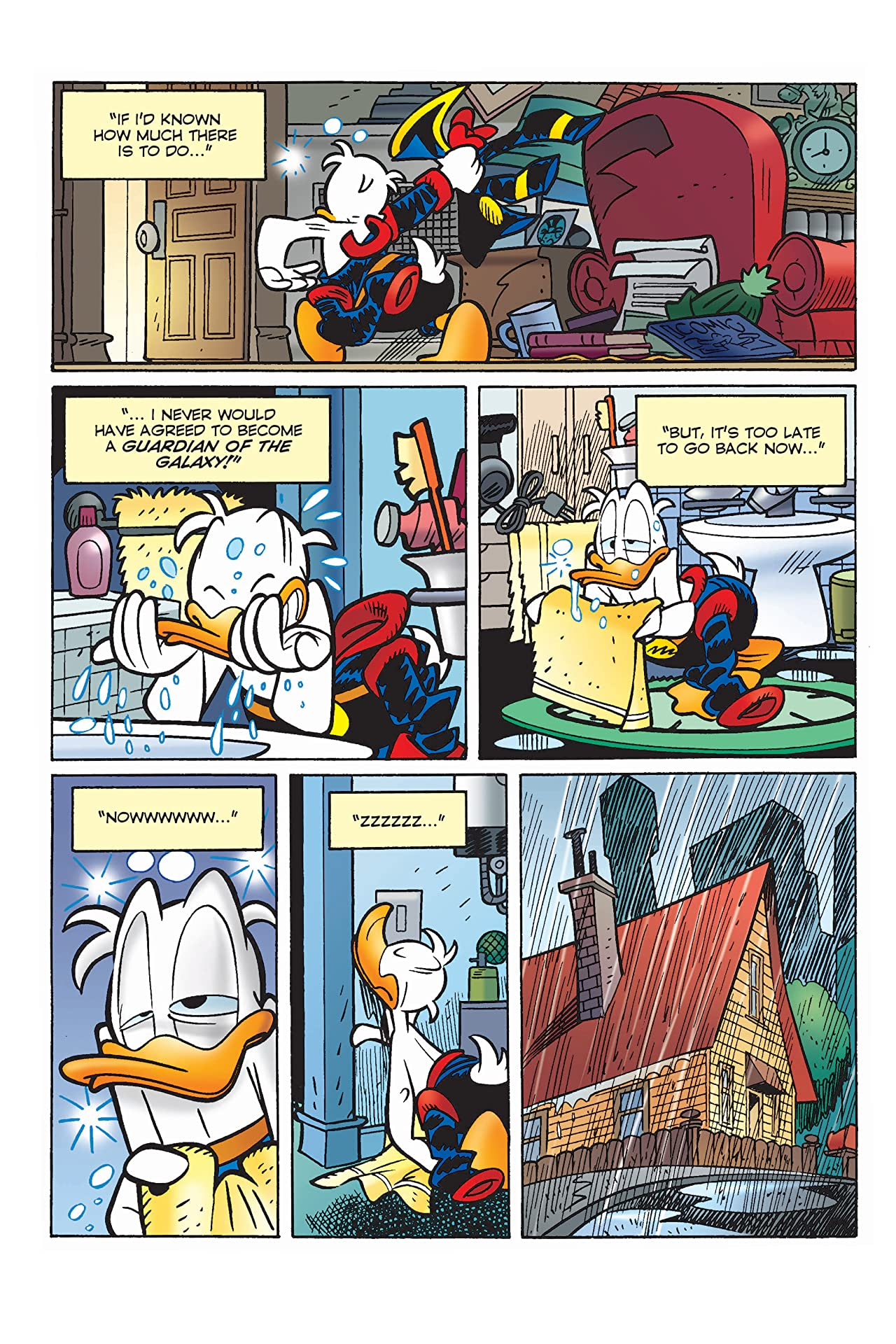 Superduck #9: Great Hopes