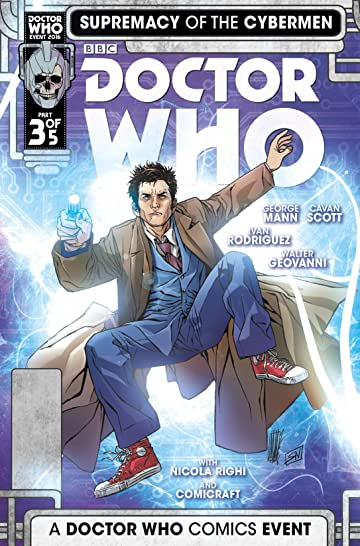 Doctor Who: Supremacy of the Cybermen #3