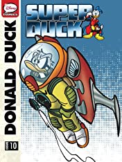 Superduck #10: Without Return