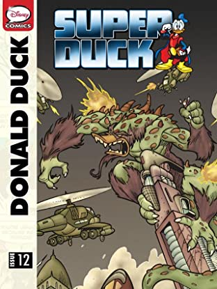 Superduck No.12: The Long Good-Bye