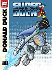 Superduck #13: Creatures of the Abyss