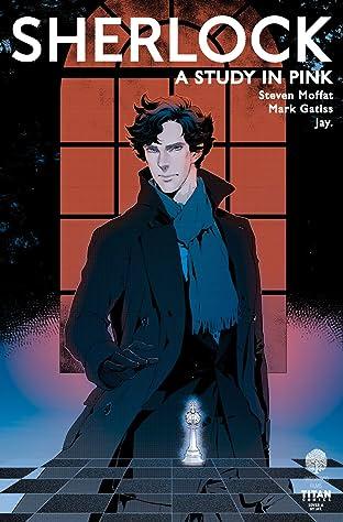 Sherlock: A Study in Pink No.3