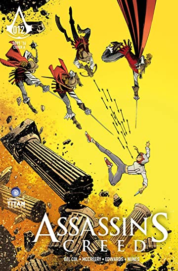 Assassin's Creed #12