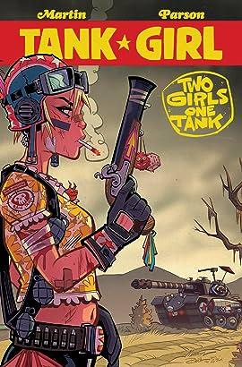 Tank Girl: Two Girls One Tank #4