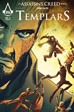 Assassin's Creed: Templars #6