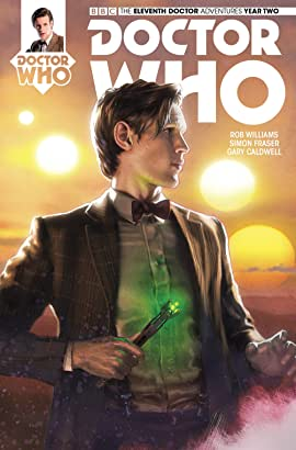 Doctor Who: The Eleventh Doctor #2.14