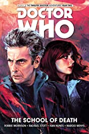 Doctor Who: The Twelfth Doctor Tome 4: The School of Death