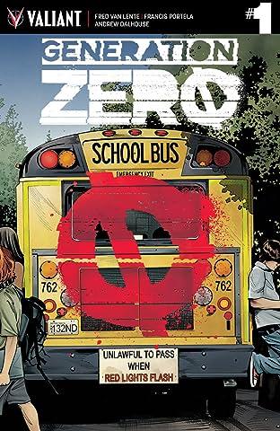 Generation Zero No.1