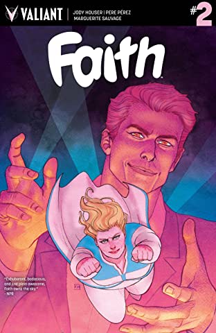Faith (2016) #2: Digital Exclusives Edition