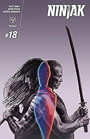Ninjak (2015- ) #18: Digital Exclusives Edition