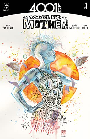 4001 A.D.: War Mother #1