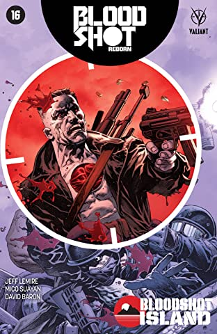 Bloodshot Reborn No.16: Digital Exclusives Edition