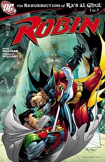 Robin (1993-2009) #168