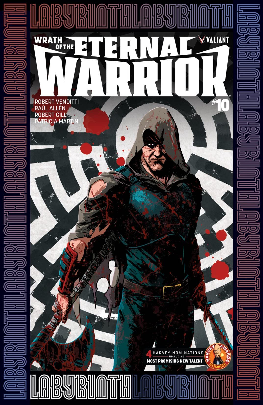Wrath of the Eternal Warrior #10: Digital Exclusives Edition