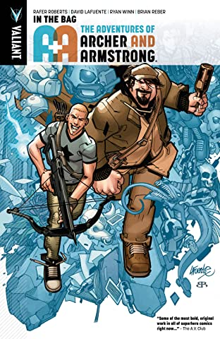 A&A: The Adventures of Archer & Armstrong Tome 1