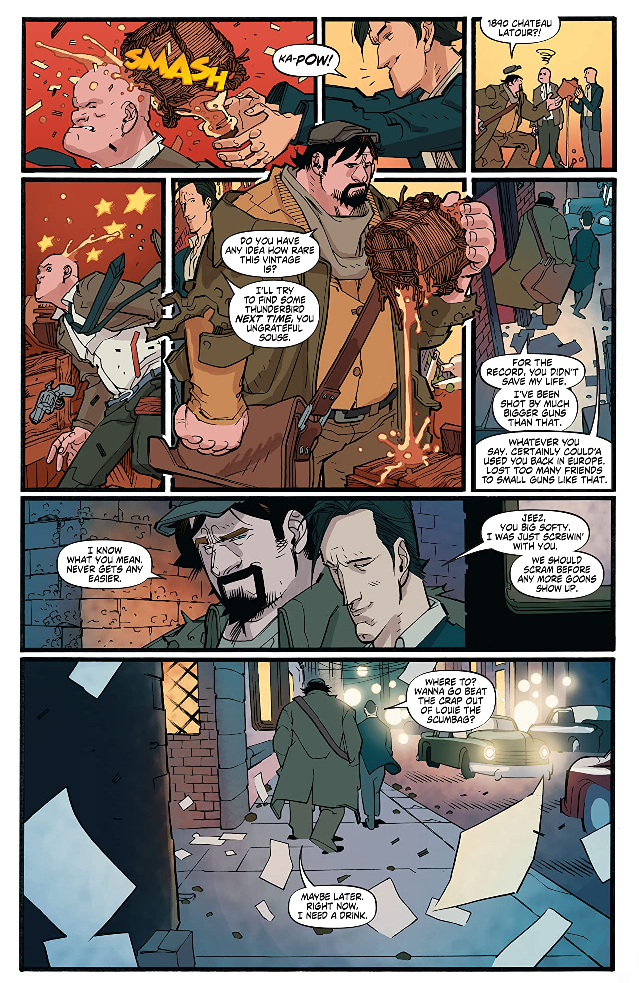 A&A: The Adventures of Archer & Armstrong Vol. 1