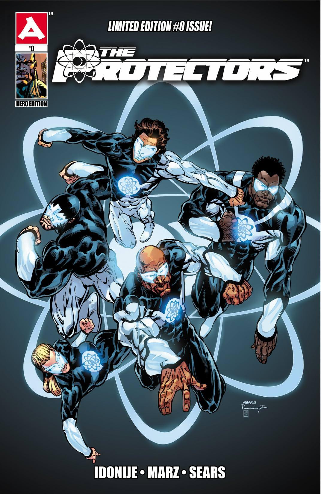 The Protectors #0