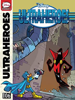 Ultraheroes #6: Good and Evil