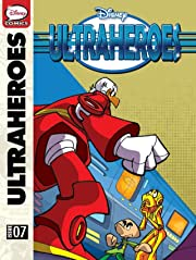 Ultraheroes #7: Past and Future