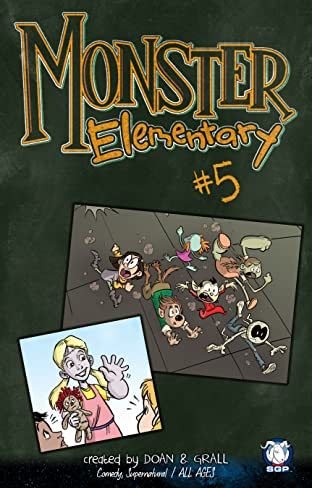 Monster Elementary #5