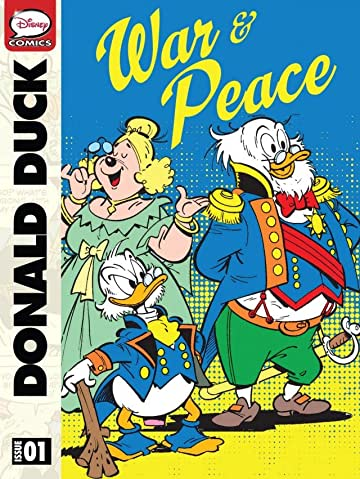 Donald Duck in War and Peace #1