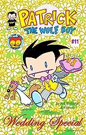 Patrick the Wolf Boy #11