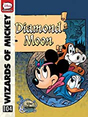 Wizards of Mickey #4: Diamond Moon