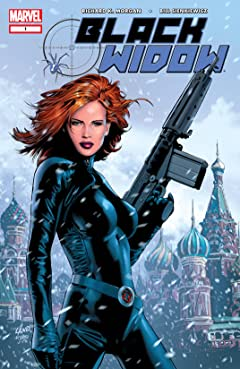 Black Widow (2004-2005) #1 (of 6)