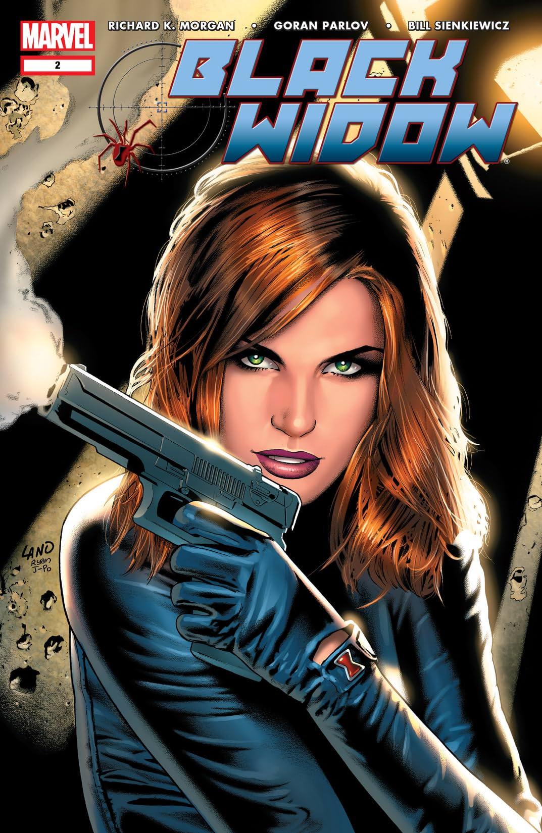 Black Widow (2004-2005) #2 (of 6)