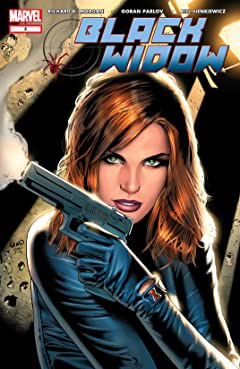 Black Widow (2004-2005) #2 (of 6)