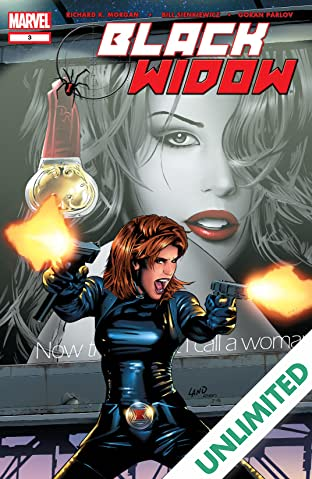 Black Widow (2004-2005) #3 (of 6)
