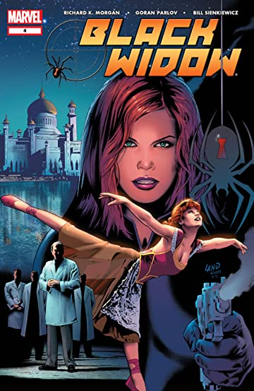 Black Widow (2004-2005) #4 (of 6)