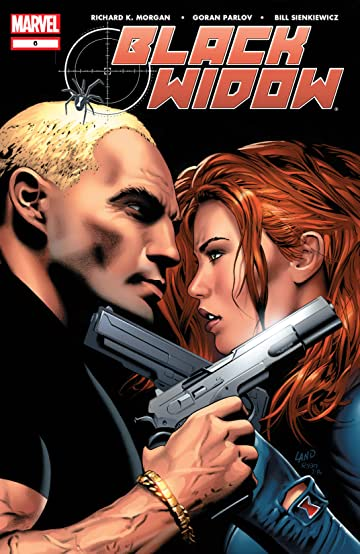 Black Widow (2004-2005) #6 (of 6)