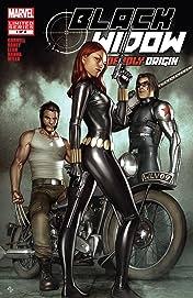 Black Widow: Deadly Origin (2009-2010) #1 (of 4)