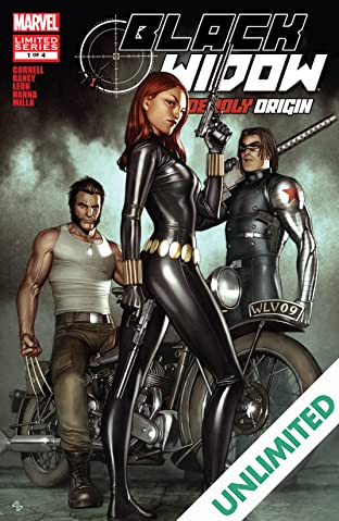 Black Widow: Deadly Origin (2009-2010) #1 (of 4)