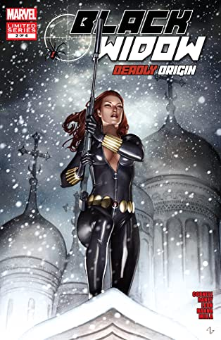 Black Widow: Deadly Origin (2009-2010) #2 (of 4)