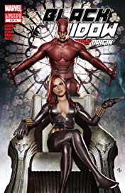 Black Widow: Deadly Origin (2009-2010) #3 (of 4)