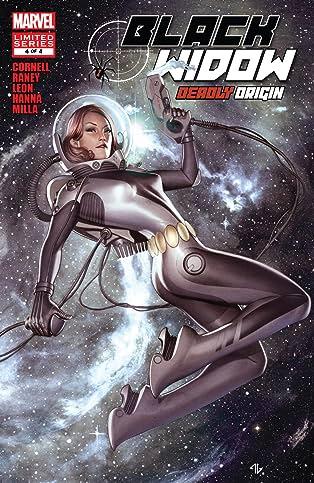 Black Widow: Deadly Origin (2009-2010) #4 (of 4)