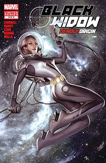 Black Widow: Deadly Origin (2009-2010) #4 (of 4)