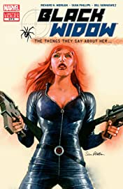 Black Widow: The Things They Say About Her (2005-2006) #6 (of 6)