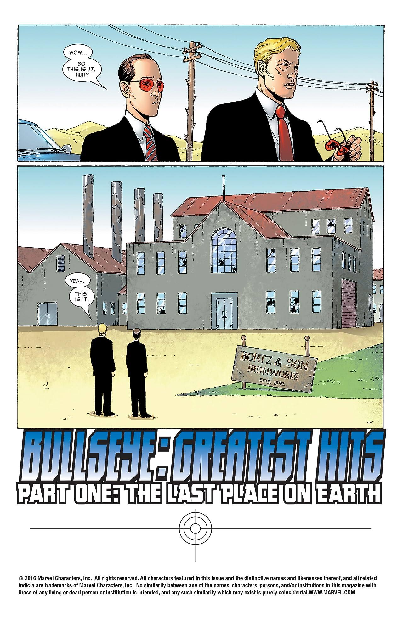 Bullseye: Greatest Hits (2004-2005) #1 (of 5)