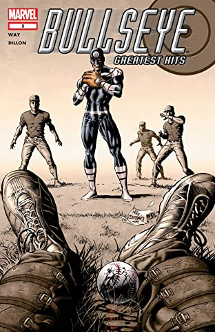Bullseye: Greatest Hits (2004-2005) #2 (of 5)