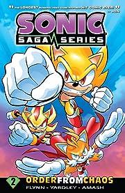 Sonic Saga Series Vol. 2: Order From Chaos