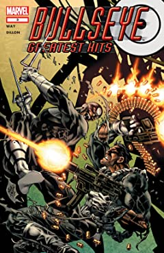 Bullseye: Greatest Hits (2004-2005) #3 (of 5)
